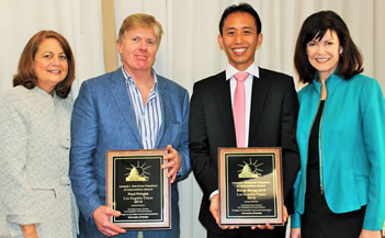 Sandra F. Chance, Paul Pringle, Rong-Gong Lin II and Diane McFarlin